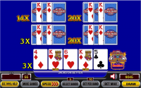 ultimate x spin poker example 9
