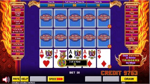 lucky 8s wheel poker img 1