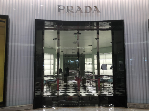 Prada store at the Wynn