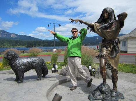 Sacagawea – My hero