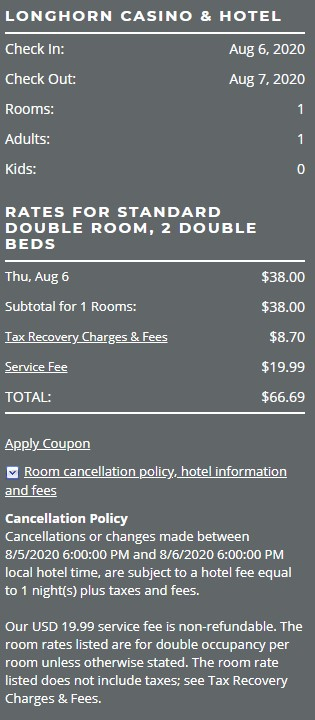 Reservations.com - hotel information and fees