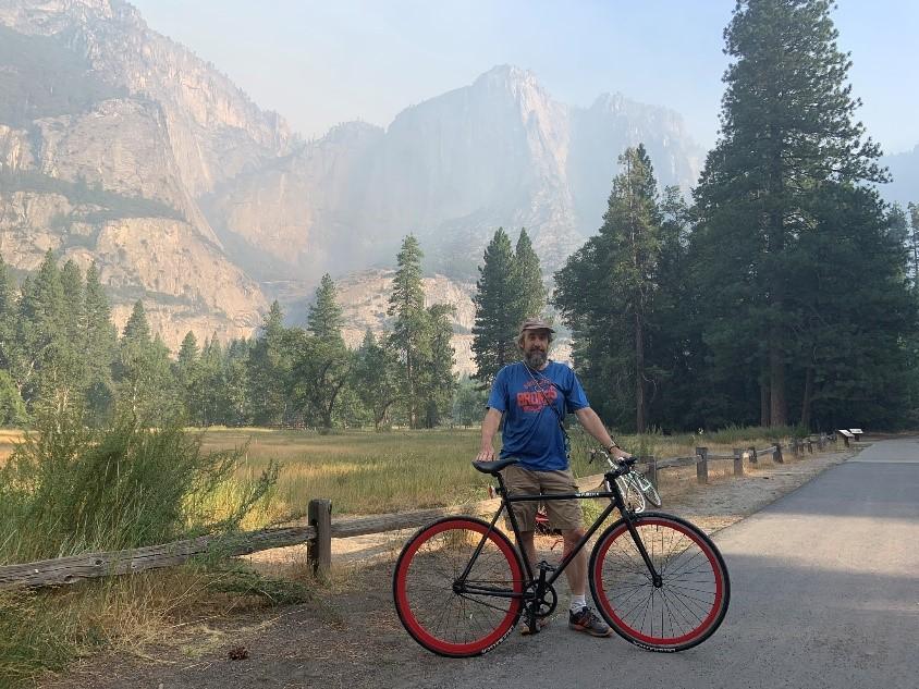 Yosemite - biking