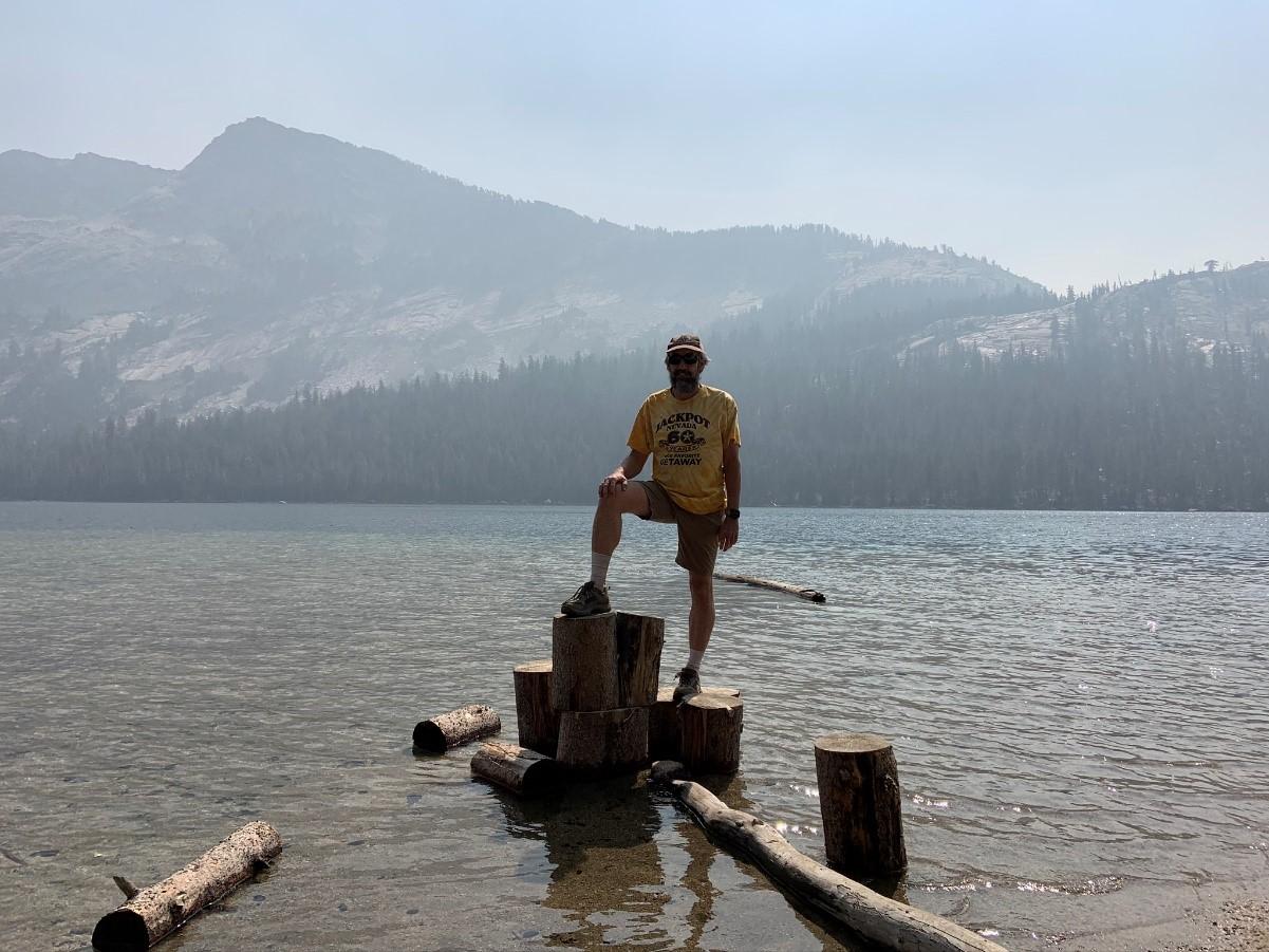 Yosemite - lakes