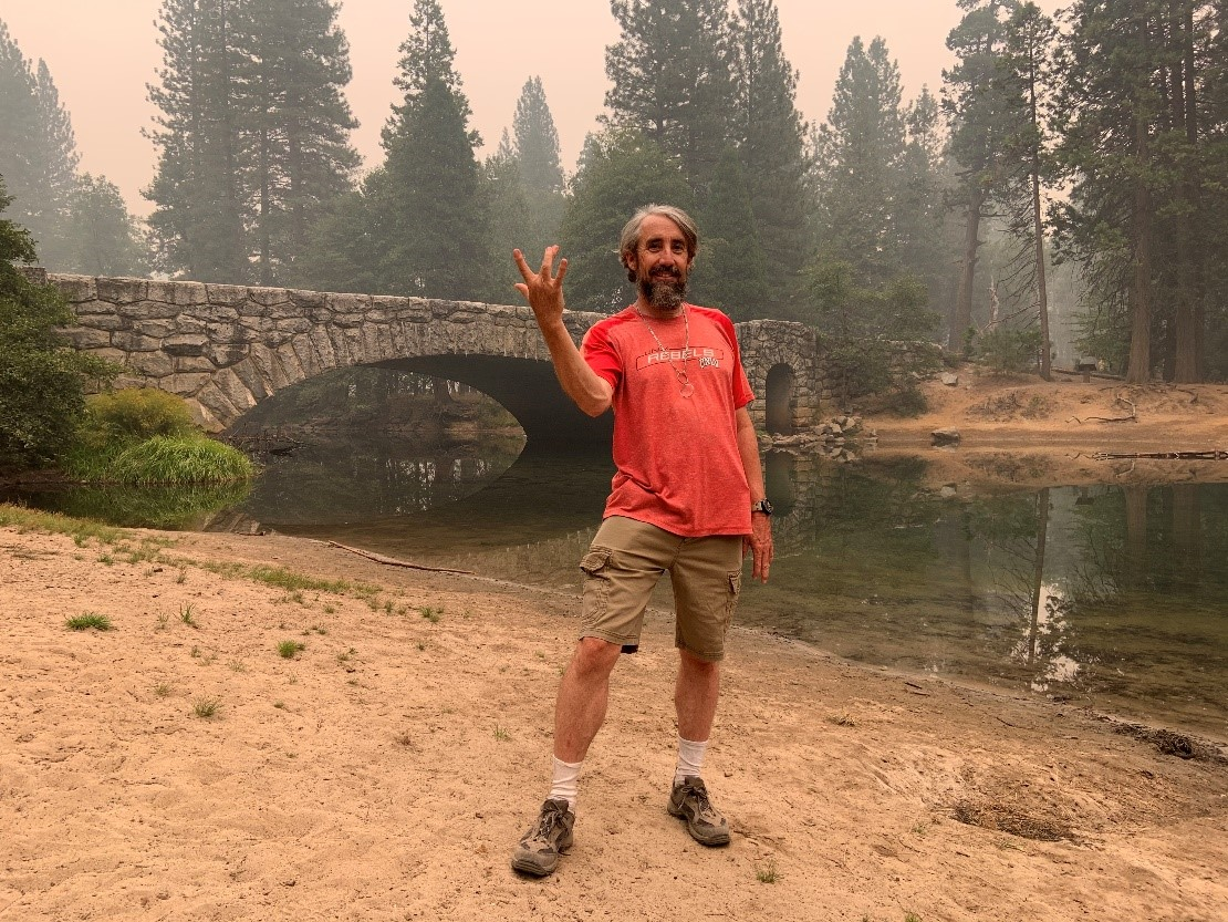 Yosemite - stone bridges