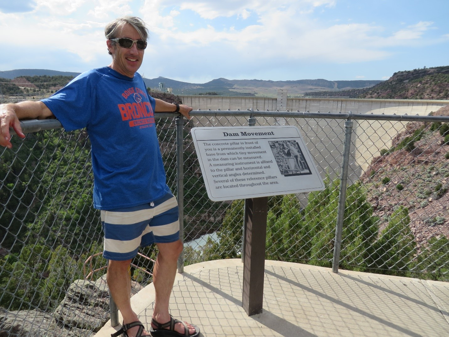 Flaming Gorge Dam - Utah