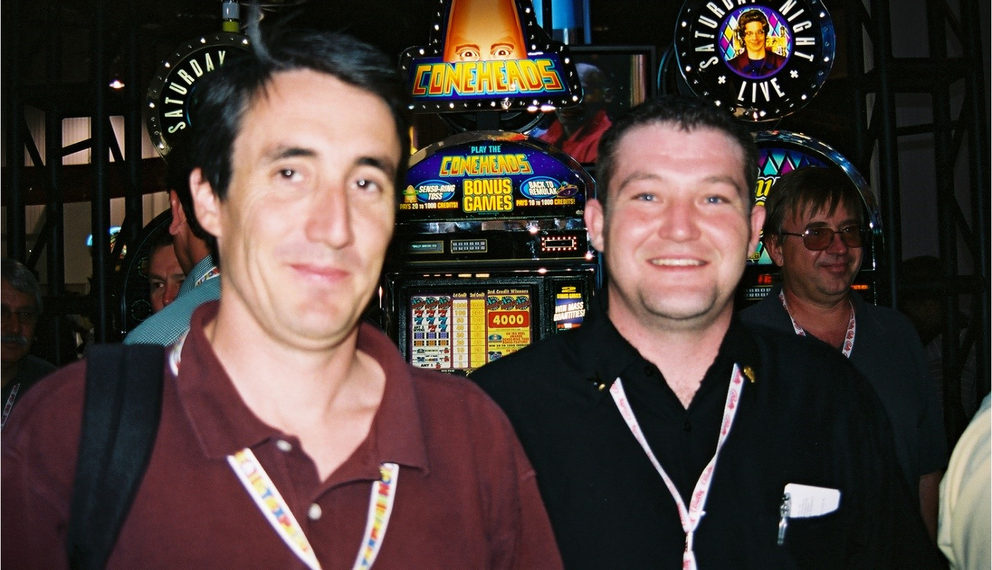2002 Global Gaming Expo