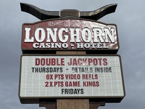 Longhorn casino