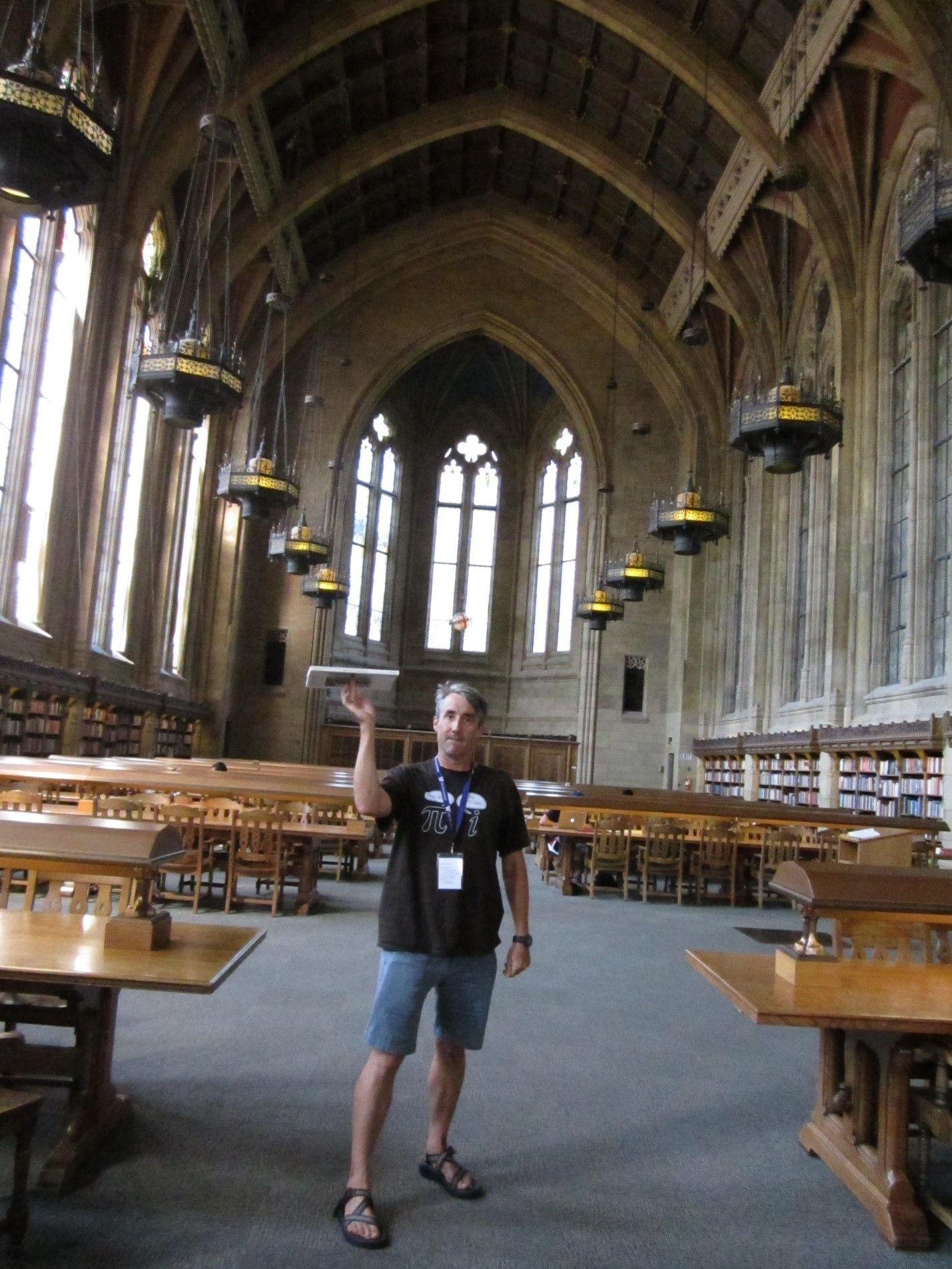 University of Washington library