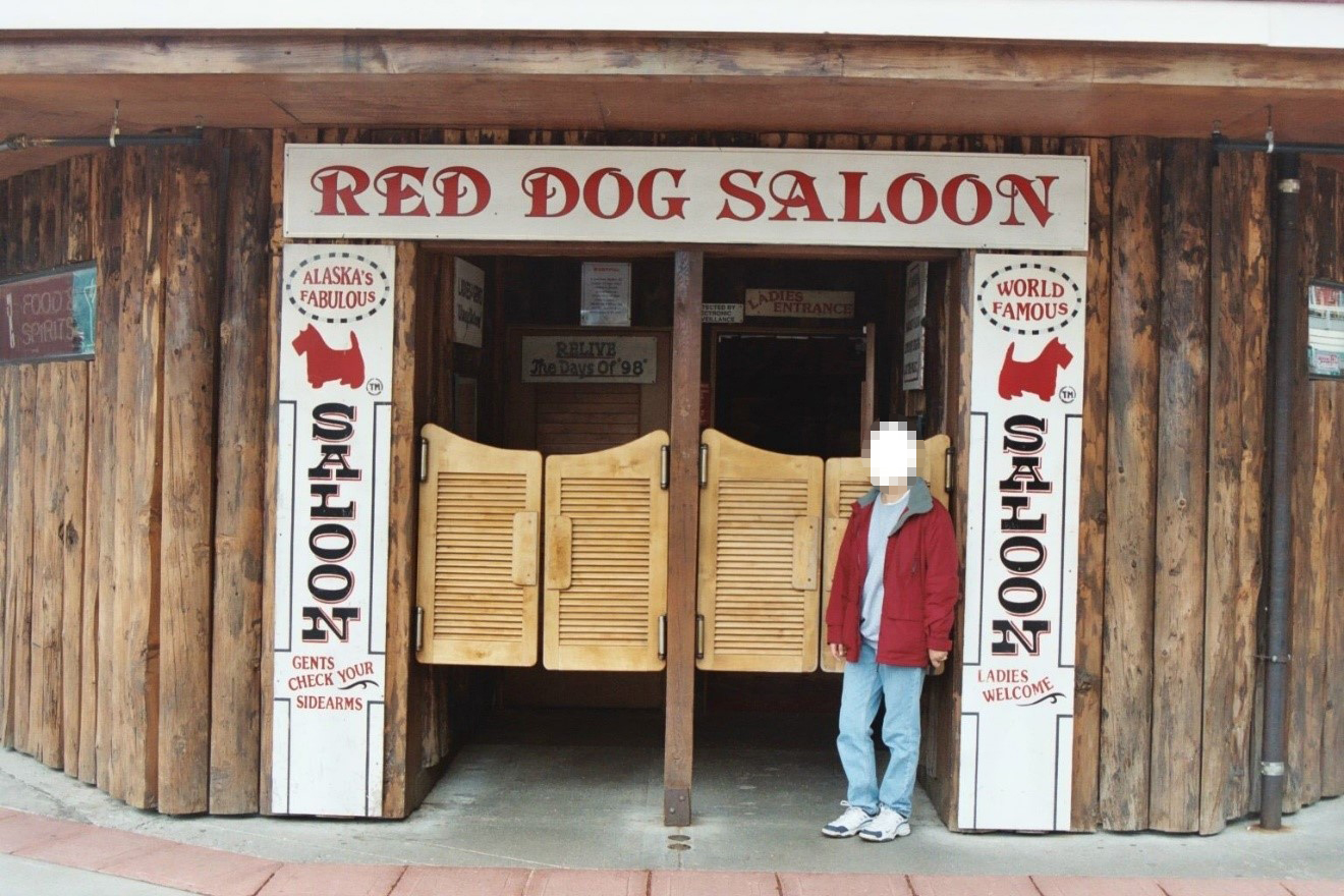 Red Dog Saloon in Juneau