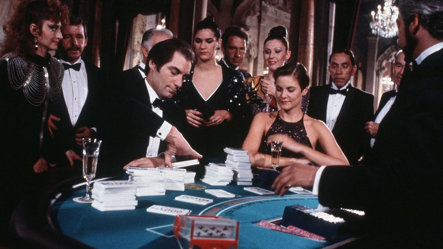 poker scenes in Casino Royale