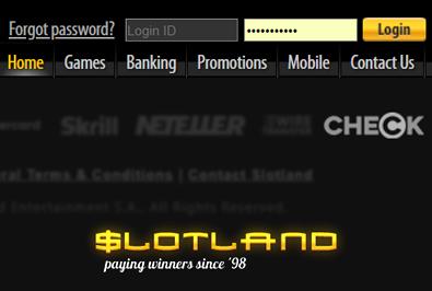 Check Slotland