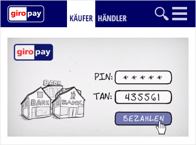 Giropay online payment