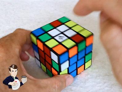 Rubic's Revenge blue cube