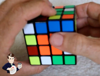 Rubic's Cube Solve