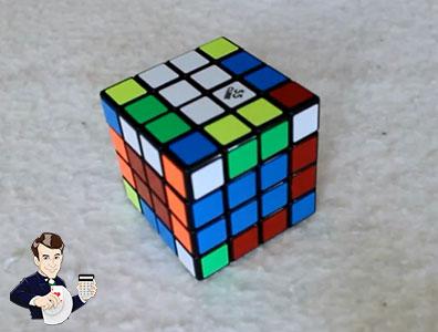 Rubic's Revenge Solve