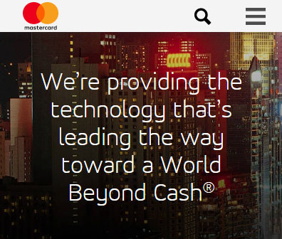 Banking Mastercard