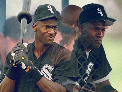 Jordan Retires_Baseball