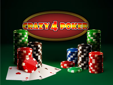 Crazy 4 Poker you make the Queens Up