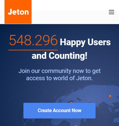 About Jeton