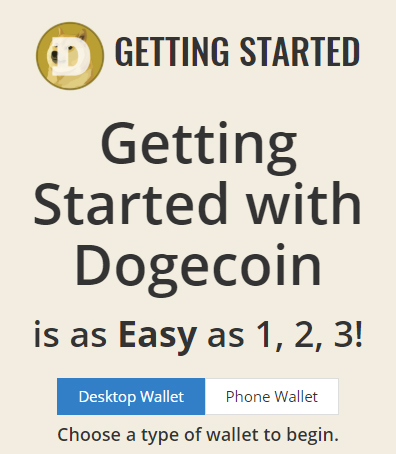 getting started with Dogecoin gambling