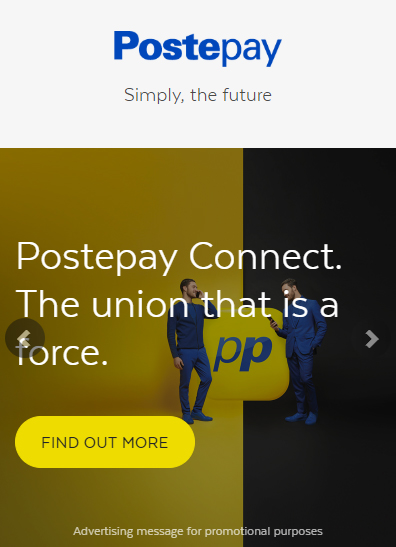 About Postepay