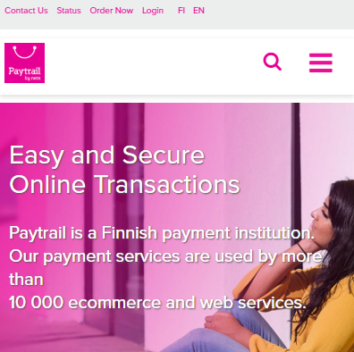 Paytrail Online Casino Withdrawals