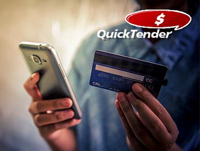QuickTender Online Casino Banking Method