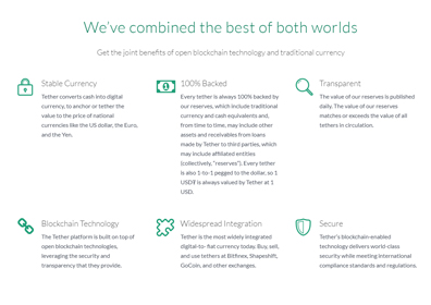 About the Cryptocurrency