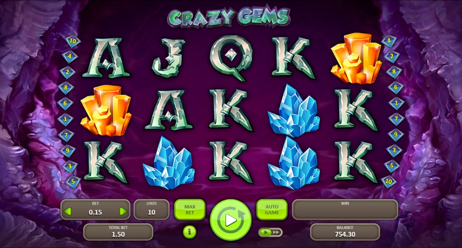 casino games online lucky charm book