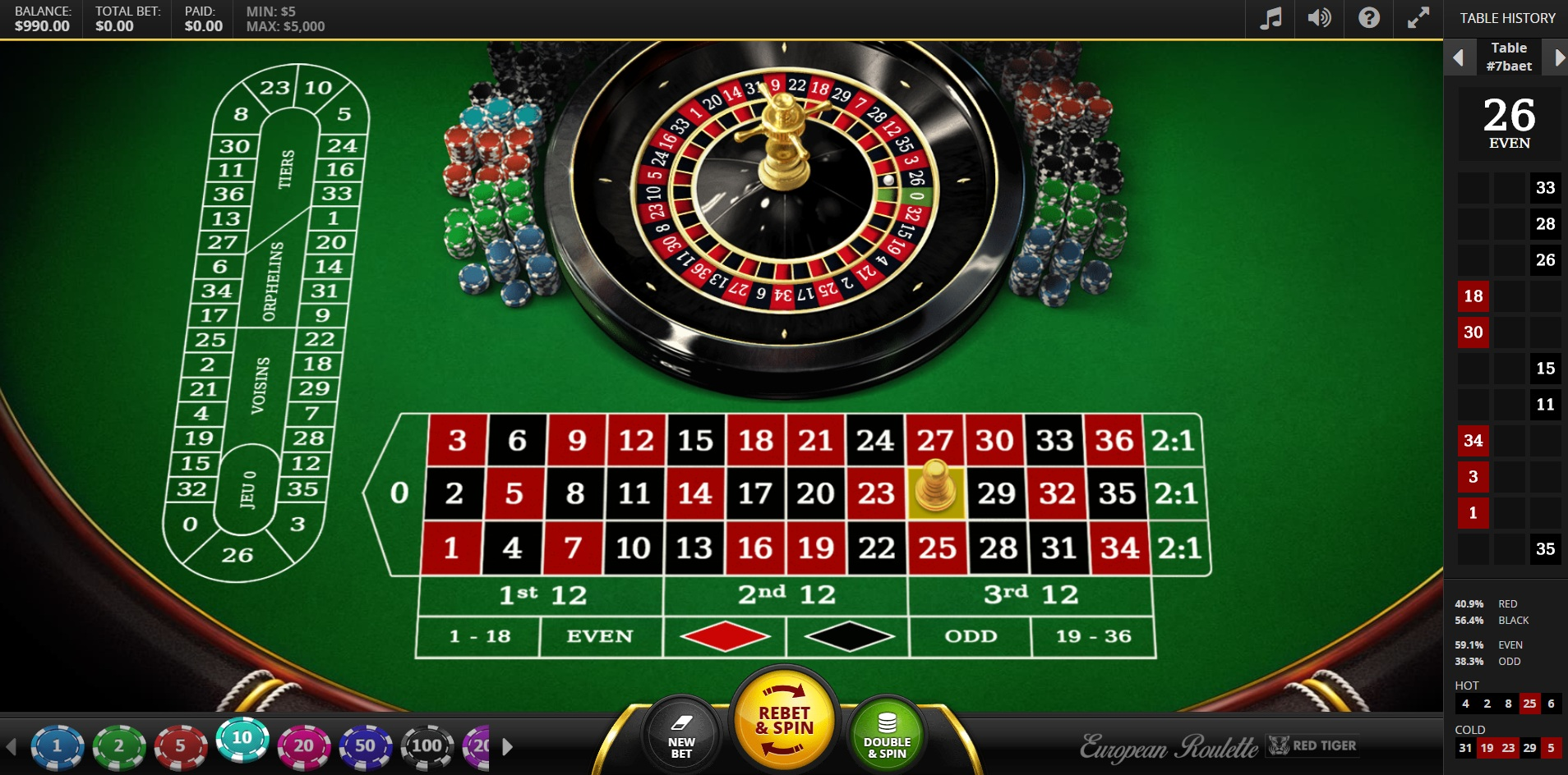 Roulette systems software tiger how i beat roulette