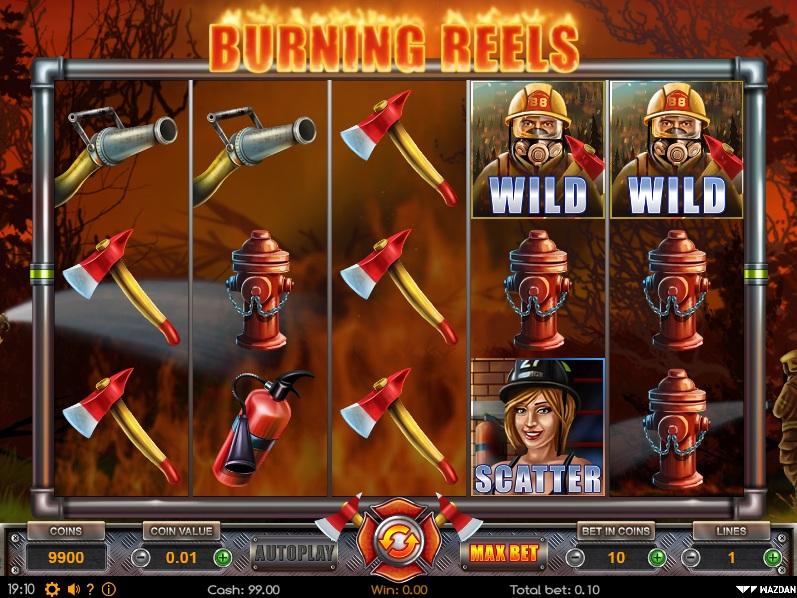 Burning Reels Slot Machine Online ᐈ Wazdan™ Casino Slots