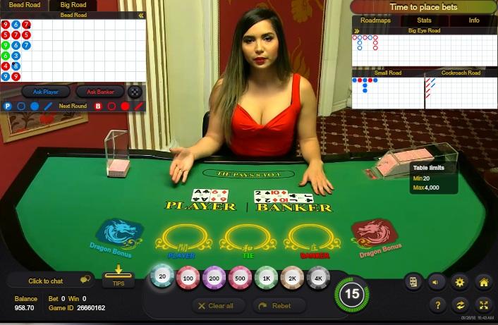 Dreams casino på nätet
