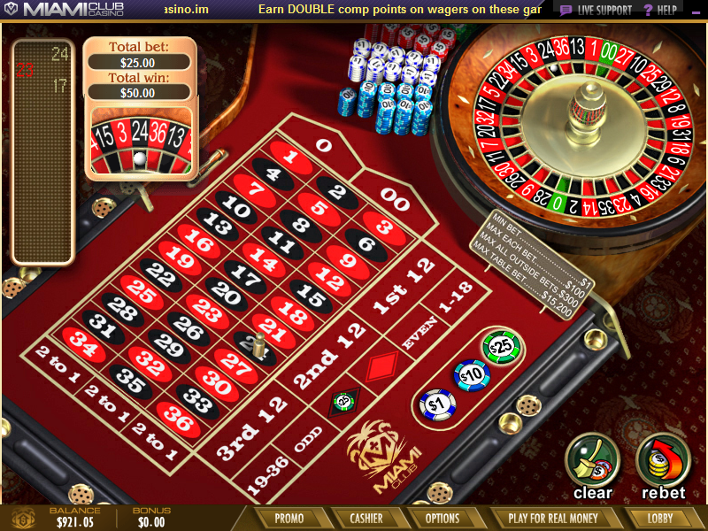American roulette winning strategy