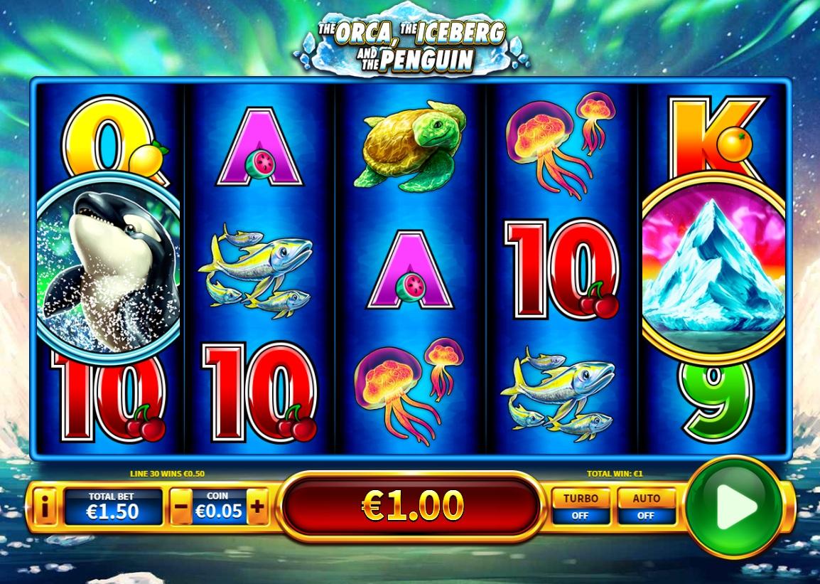 Shen Long Bao Shi Slot Machine