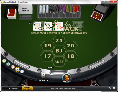 Lucky Ladies Blackjack – Online Blackjack Reviews