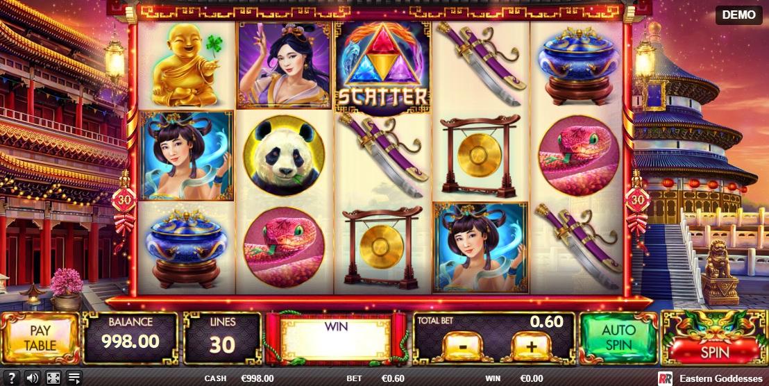 Spartan Gold Slot Machine