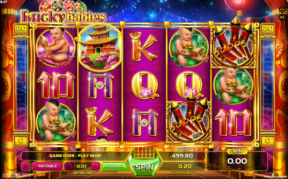 Cameo online casino review