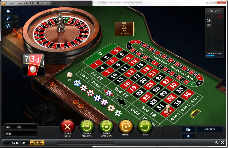 Casino Italia | Premium European Roulette