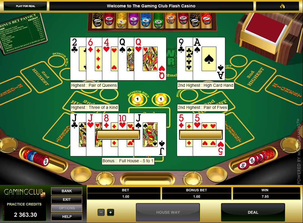 how to play pai gow in vegas