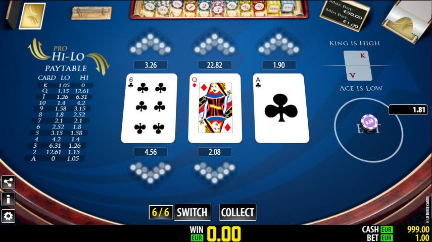 Scoop poker