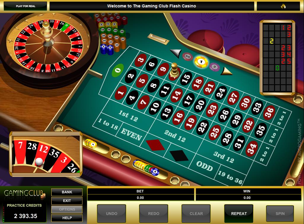 online casino bonus european roulette play