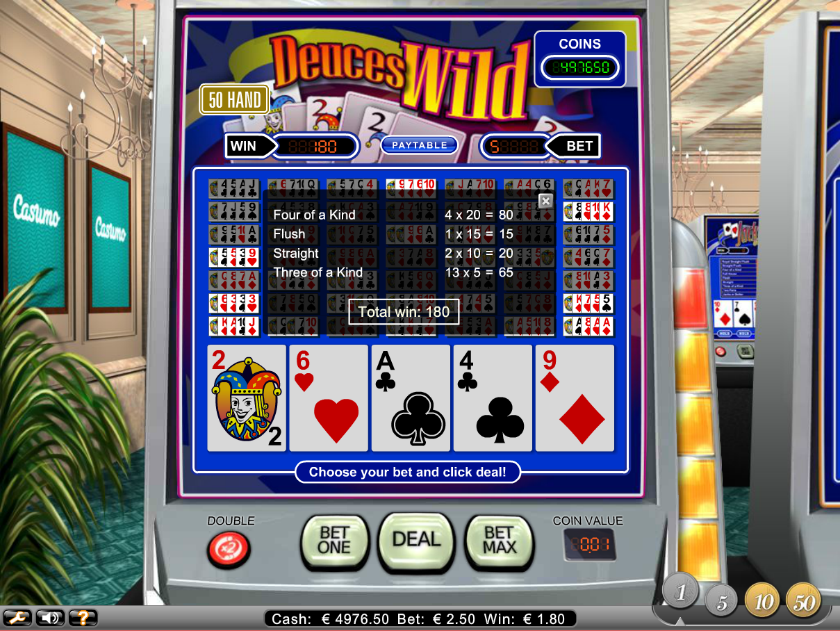 karamba online casino wizards win