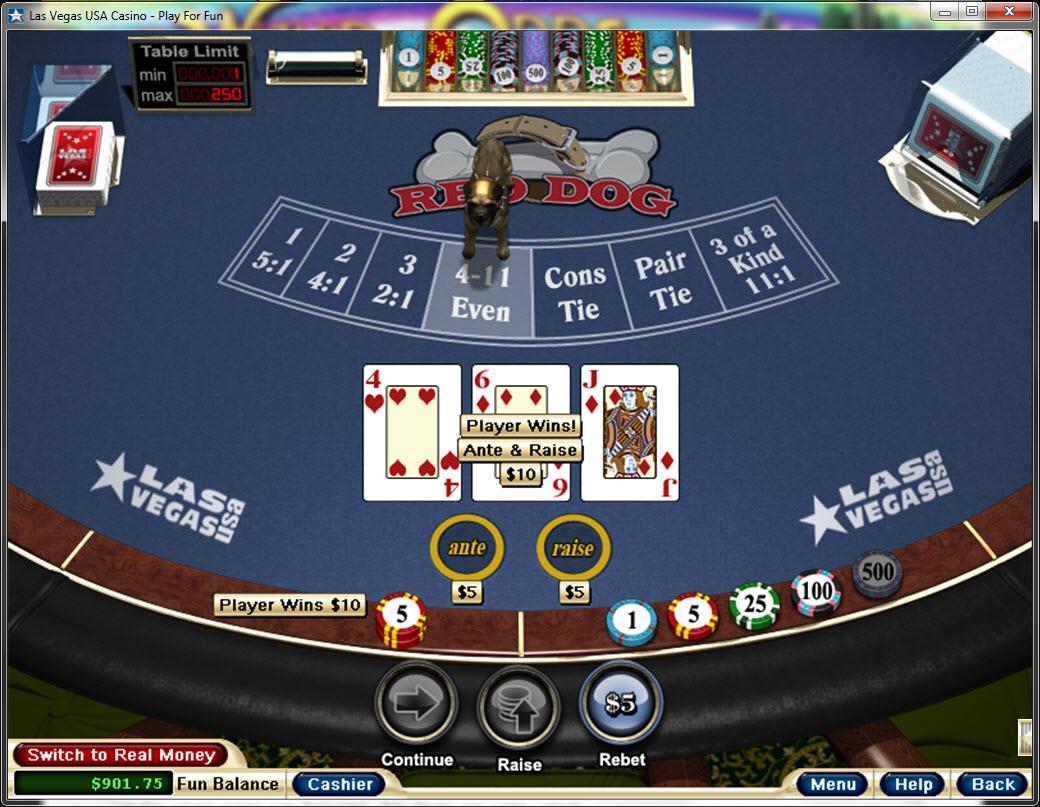 casino holdem in las vegas