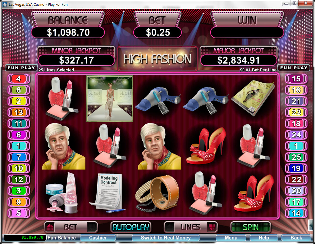 slot nuts casino
