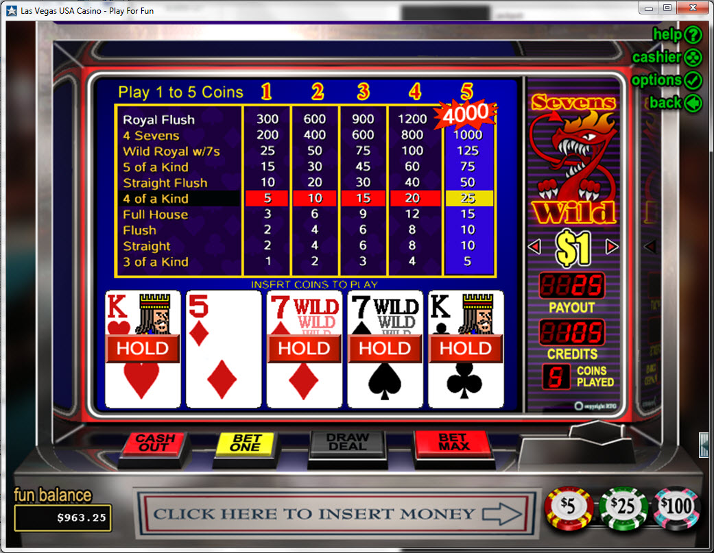 Is there a secret to winning at slot machines