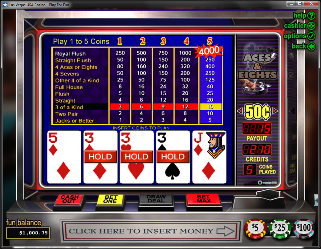 Captain jack video slot game for sale mackie free play