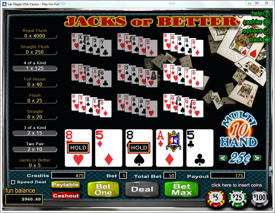 Wizard of odds blackjack las vegas