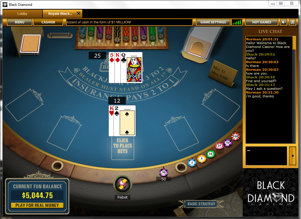 if you get 5 cards in blackjack do you win anything 13