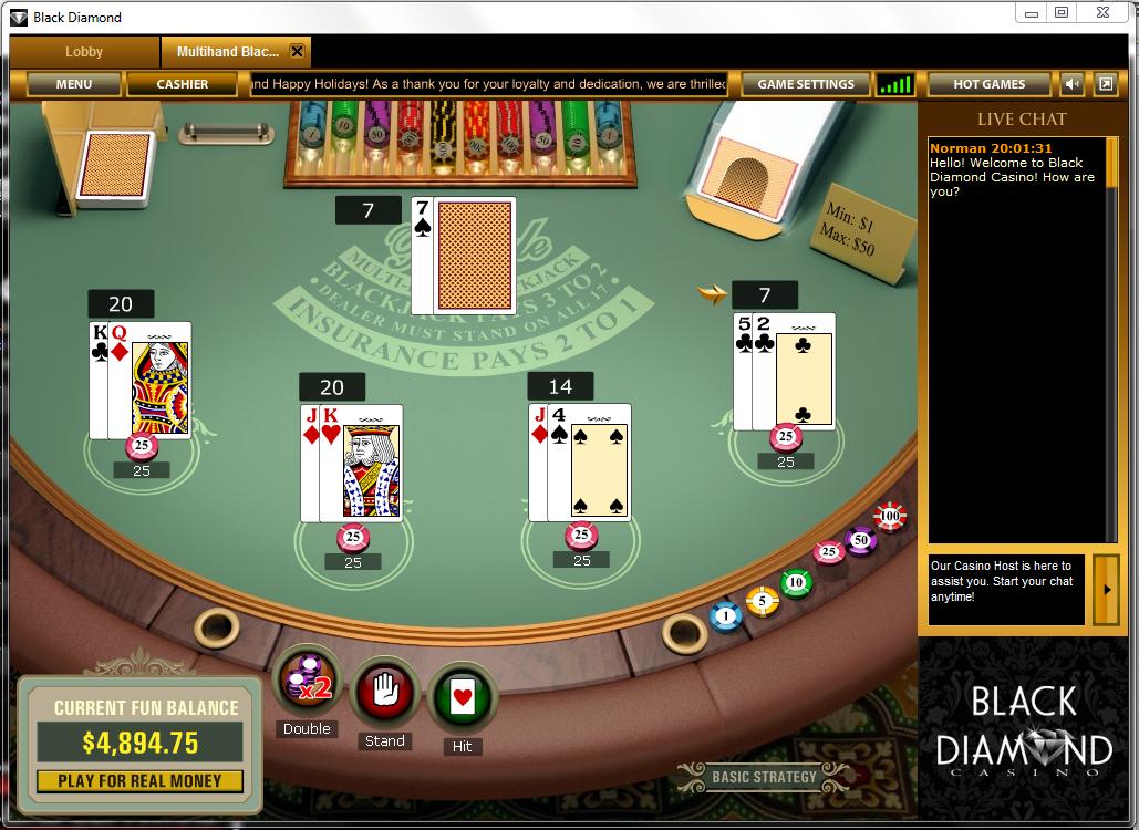 online casino top poker american 2