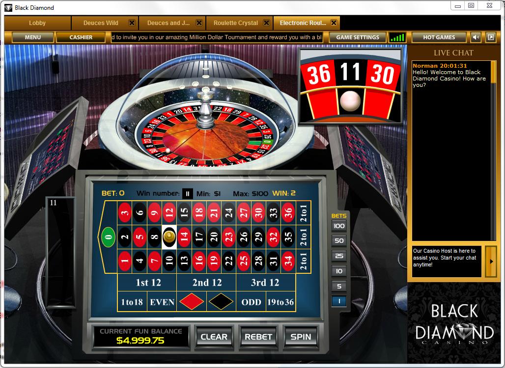 Play blackjack against friends